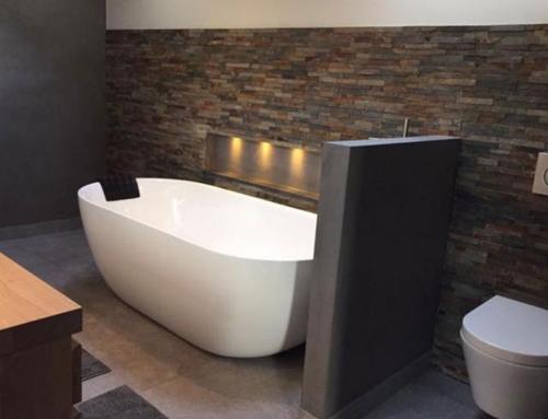 Luxe badkamer op maat